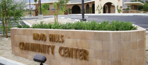 Indio Hills Community Center