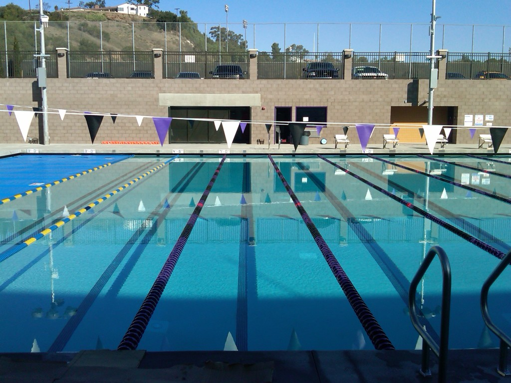 Whittier College Pool